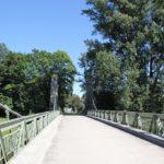 Radweg Kabelhaengebruecke Kressbronn-Langenargen