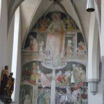 Seitenaltarbild St Martin Leutkirch