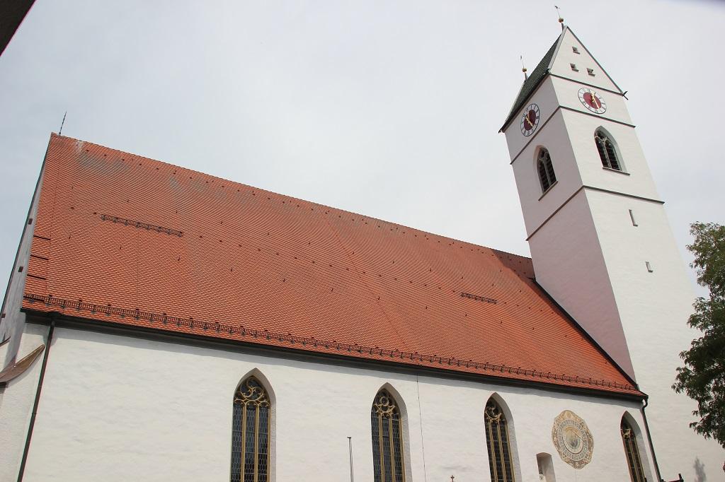 St Georg Riedlingen