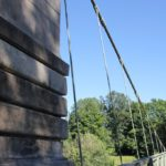 Stahlseile Kabelhaengebruecke Kressbronn-Langenargen