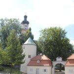 Torbogen Schloss Laupheim