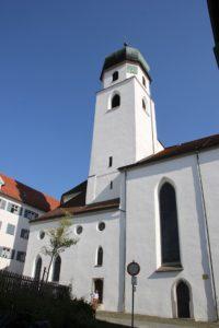 Turm St Martin Leutkirch
