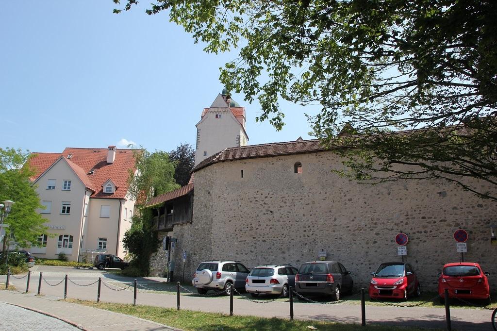 Untere Stadtmauer Isny
