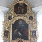 Altar St Baptist Haisterkirch