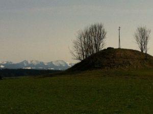 Anhoehe Kapelle La Salette bei Engerazhofen