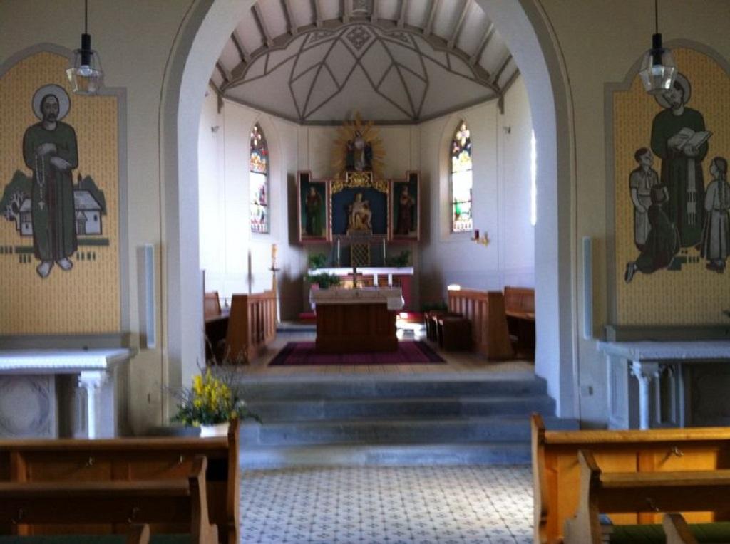 Apsis Kapelle La Salette bei Engerazhofen