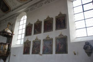 Bilderkunst St Baptist Haisterkirch