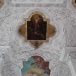 Deckengemaelde St Baptist Haisterkirch