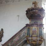 Kanzel St Baptist Haisterkirch