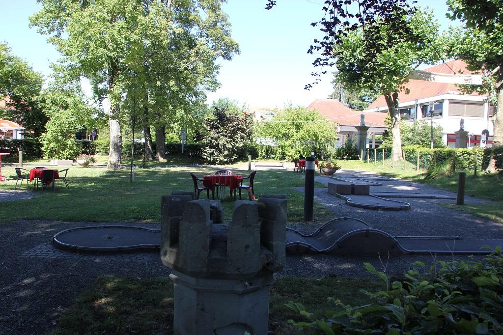Minigolf Langenargen