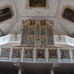 Orgel St Baptist Haisterkirch