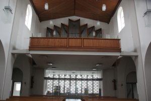 Orgel St Maria Meckenbeuren
