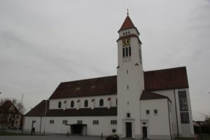 St Maria Meckenbeuren