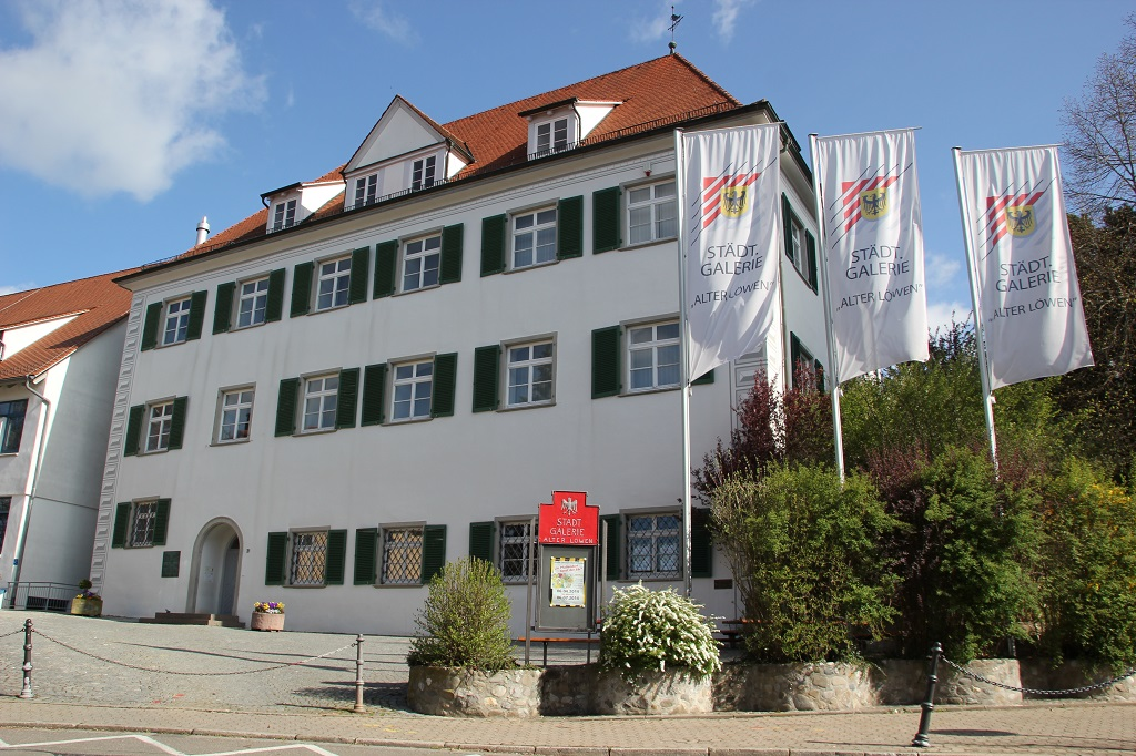 Stadtgalerie Alter Loewen