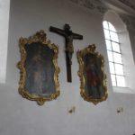 Wandbilder St Baptist Haisterkirch