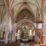 Gotik in St Nikolaus Baltringen