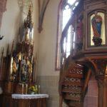 Kanzel St Nikolaus Baltringen