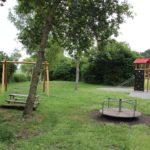 Spielplatz Burgweiler bei der Burg