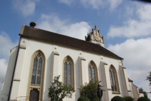 St Nikolaus Baltringen