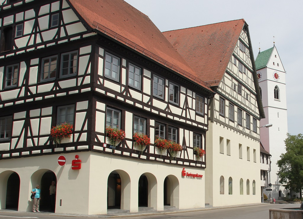 Stadthaus Zwiefalten in Riedlingen