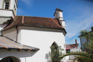 Kapelle Heilig Kreuz Tettnang