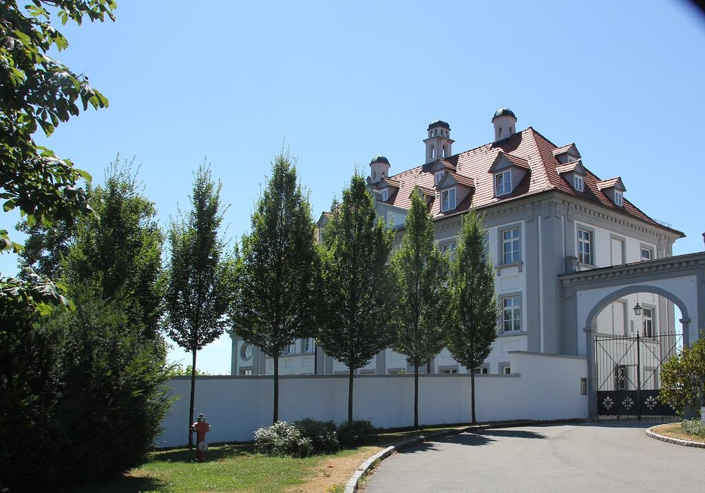Schloss Hersberg am Bodensee