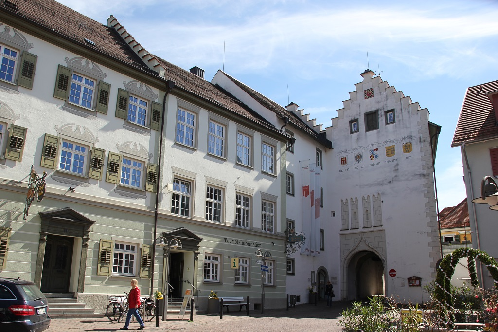 Torschloss Tettnang Wappen