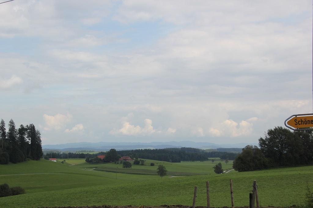 Allgaeu zwischen Wolfegg und Kisslegg