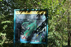 Argen Naturschutzgebiet Schild