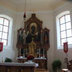Altar Kirche Ebersbach