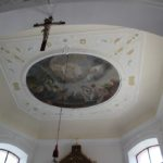Apsisdecke Bagnatokirche Ebersbach