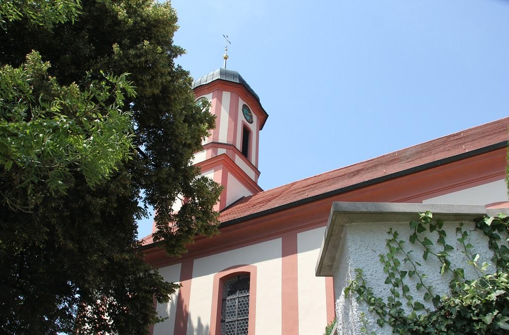 Bagnato Kirche Ebersbach