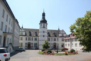 Barockes Schloss Kloster Hegne