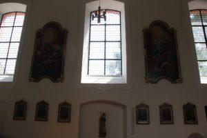 Fenster Kirche Ebersbach