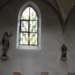 Gotisch Romanische Fenster