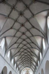 Gotische Decke Kloster Baindt