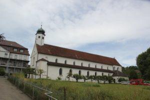 Kirche Baindt