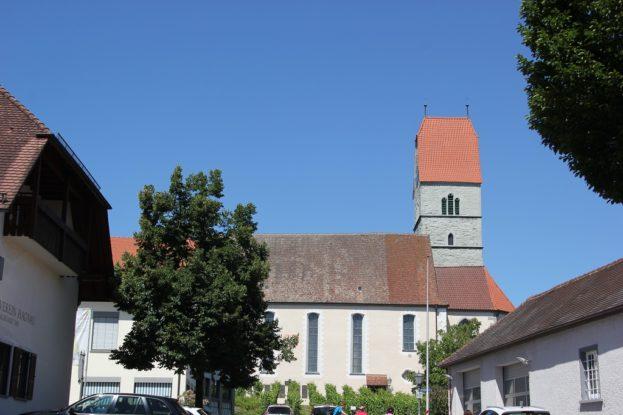 Kirche Hagnau