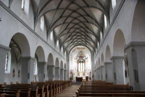 Kirche Innen Kloster Baindt