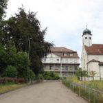 Klostergebaeude Kloster Baindt