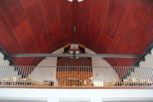 Orgel Christuskirche Bad Saulgau