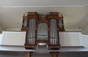 Orgel Kirche Ebersbach