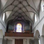 Orgel Kloster Baindt
