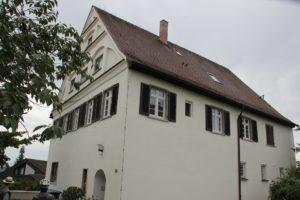 Pfarrhaus Kloster Baindt