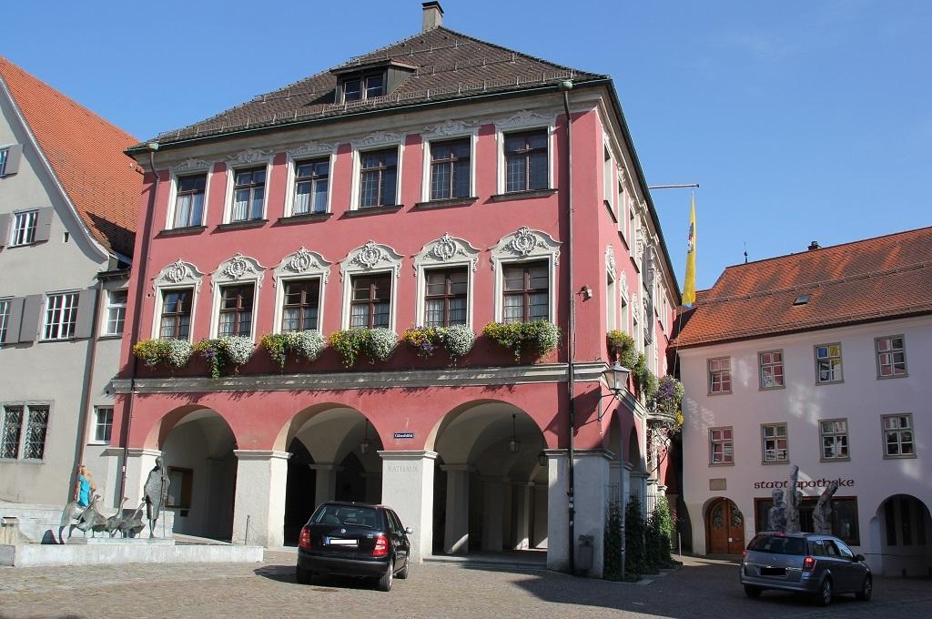 Rathaus Leutkirch