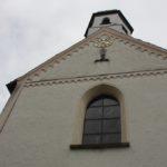 Romanischer Fesnterbau Kirche Kloster Baindt