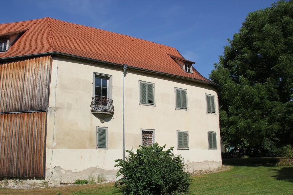 Ruine Altes Schloss Krauchenwies