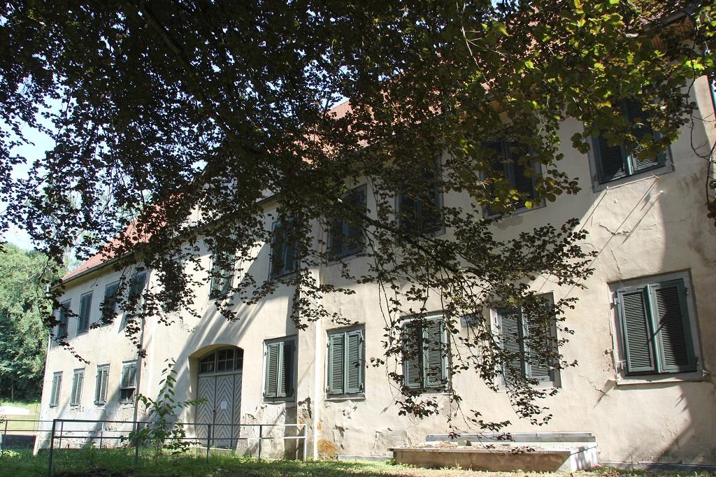 Schloss Krauchenwies Seitenhaus
