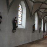 Seitengang Kloster Baindt