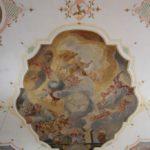 Deckenfresko Kirche Laupheim
